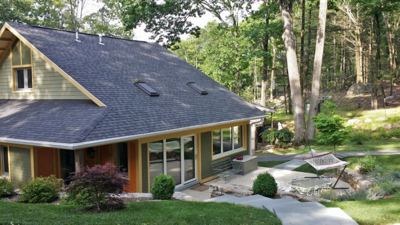 certified Passive house in CT