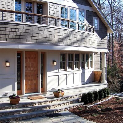 sustainable green home in CT