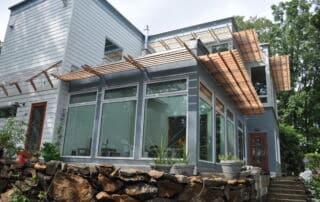 LEED Platinum Zero Energy Ready Home - New Fairfield CT Built by BPC Green Builders