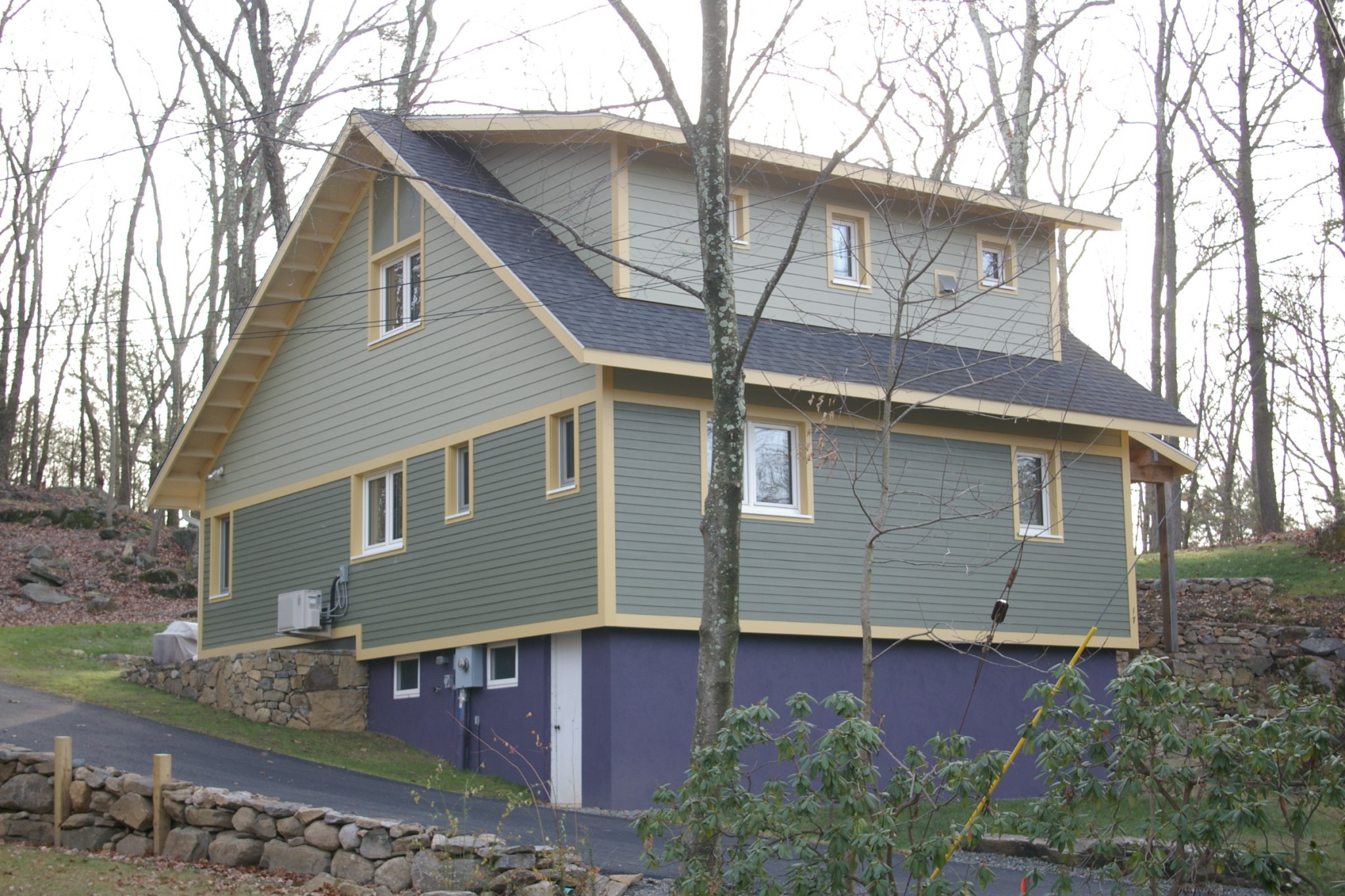 passive house in CT