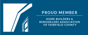 Proud member of the Home Builders & Remodelers Association of Fairfield County