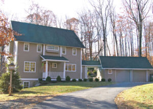 A Passive House in CT