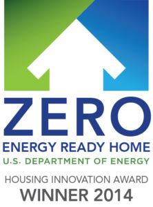 Zero Energy Ready Housing Innovation Award winner 2014