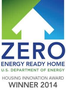 Zero Energy Ready Housing Innovation Award winner 2014
