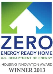 Zero Energy Ready Housing Innovation Award winner 2013