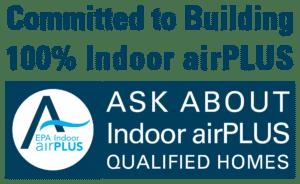 Indoor airPLUS logo
