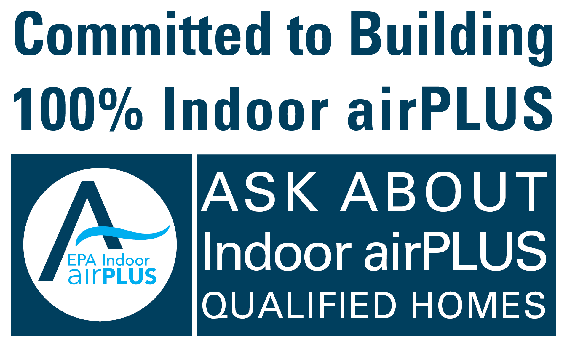 Indoor airPLUS logo