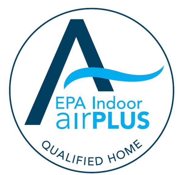 Indoor airPlus EPA logo