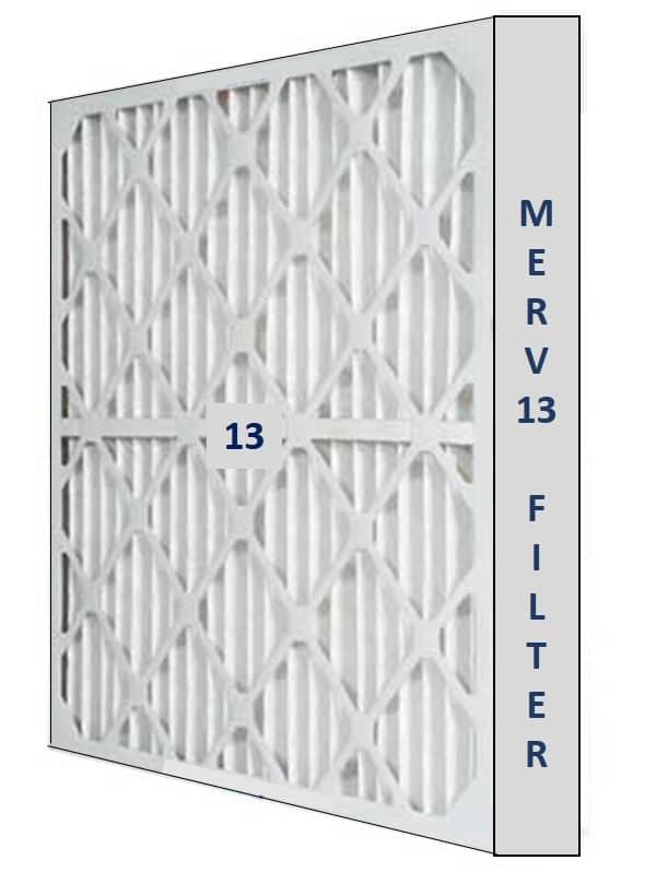 Merv 13 filter