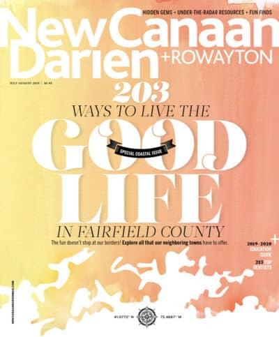 New Canaan, Darien Magazine