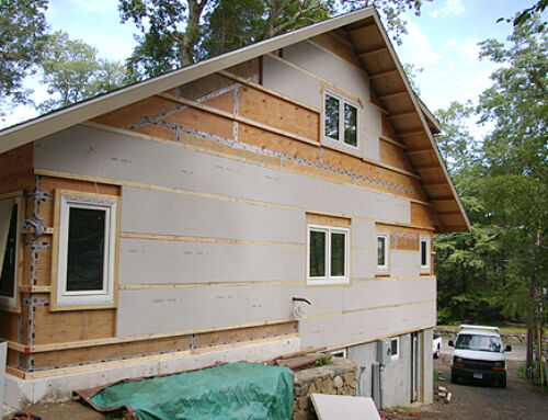 A Personal Journey: Building My Own Passive House (part 4)