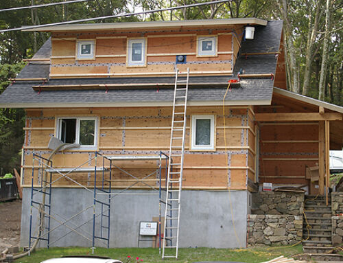 A Personal Journey: Building My Own Passive House (part 6)