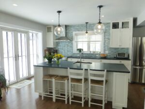 passive house kitchen in CT
