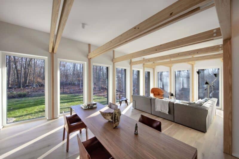 passive house custom home