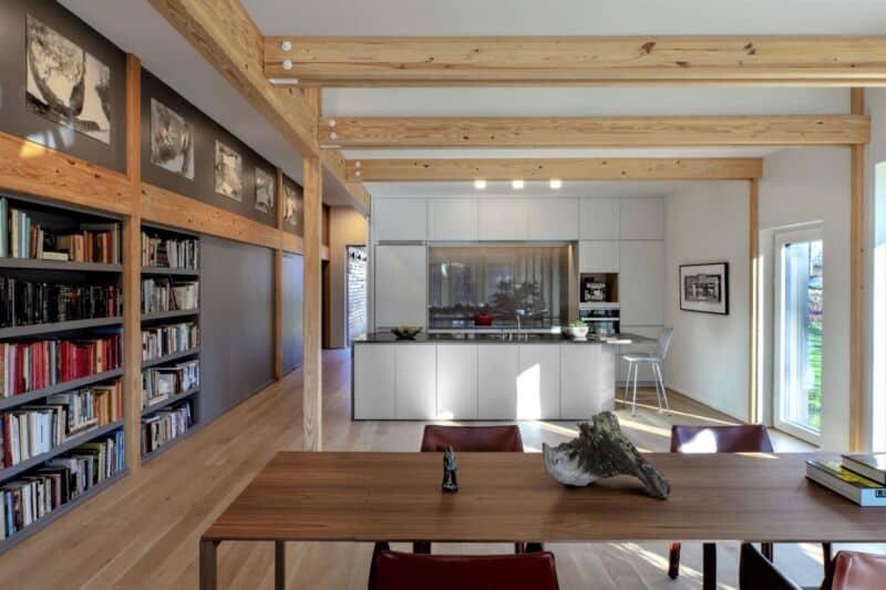 custom passive house home