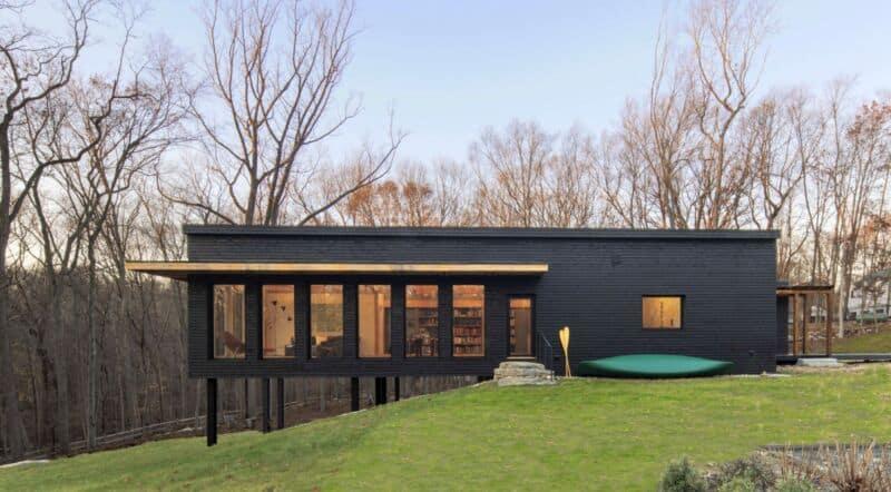 passive house zero energy home stamford CT