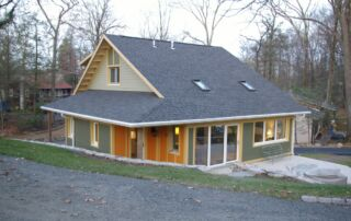 Certified passive house by BPC Green Builders CT