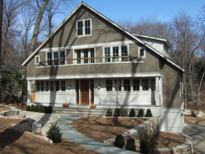 green home in westchester county new york