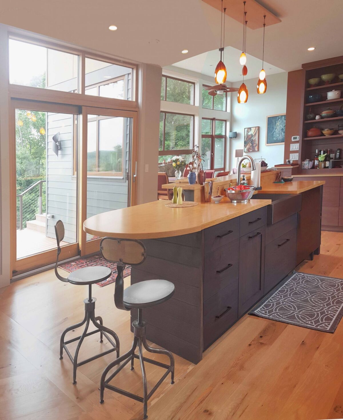 positive energy home interior