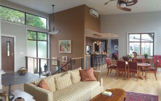 net zero energy home by BPC Green Builders Ridgefield CT