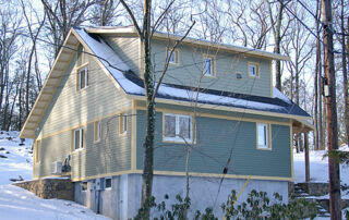 Passive House by BPC Green Builders CT