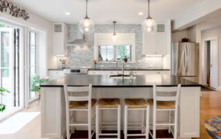 passive house leed platinum kitchen