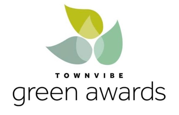 TownVibe Green Awards logo