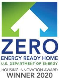 US DOE Housing Innovation Award logo