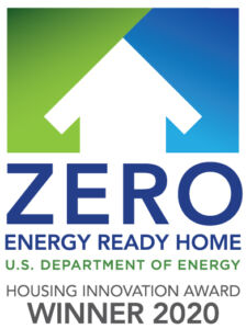 US DOE Housing Innovation Award logo