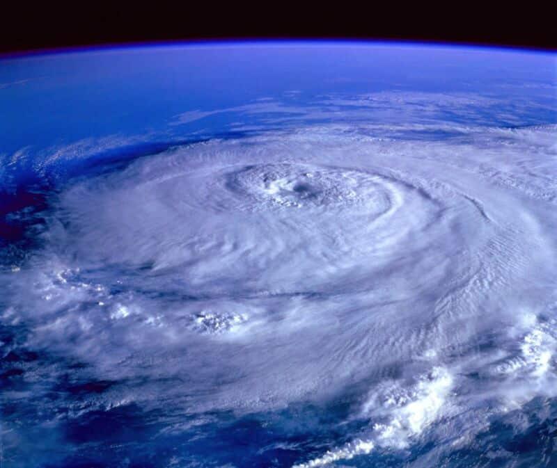 hurricane climate change