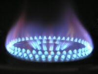 propane gas burner