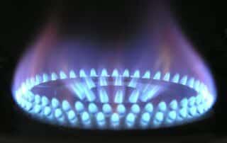 propane gas burner