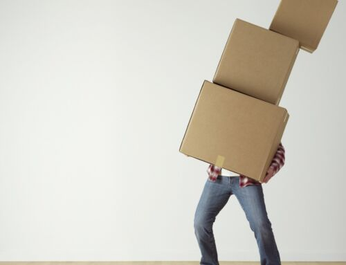 Greener Ways to Pack When Moving