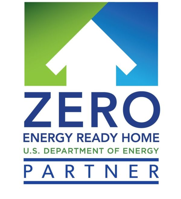 Zero Energy Ready Home Partner logo