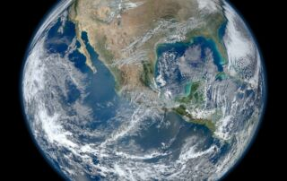 earth day from space