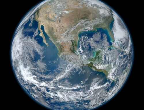 CNN Article posted on Earth Day: We're losing the war on climate change