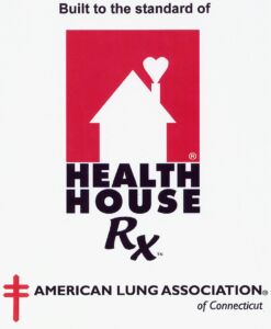 American Lung Association of Connecticut Health House logo