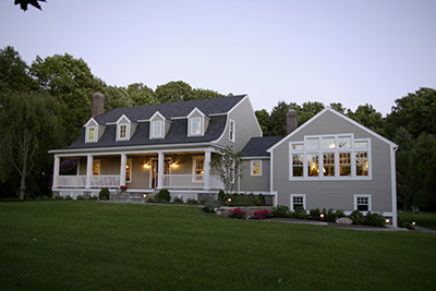 Beautiful Custom Home in Connecticut by BPC Green Builders