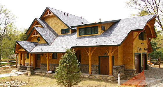 Tour a leed platinum house bpc green builders for Leed certified house plans