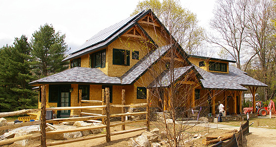 Tour a leed platinum house bpc green builders for Leed certification for homes
