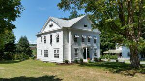 Taft passive house in CT