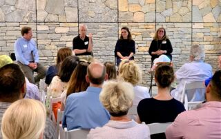 BPC's Mike Trolle on Green Home expert panel in Westport Ct