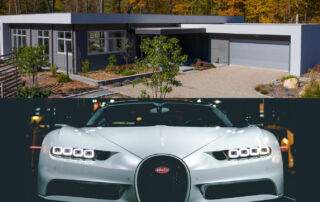 high-performance house and care