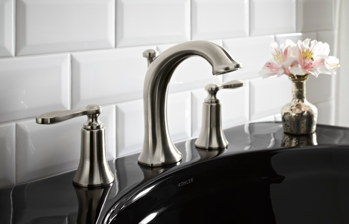 Photo: eco-friendly faucet by Kohler